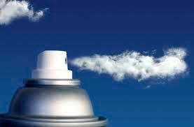 Graxa spray para alta temperatura